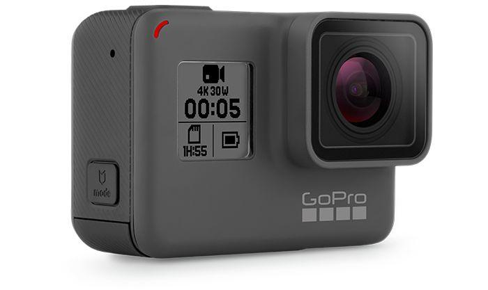 La nueva GoPro Hero 5 Black