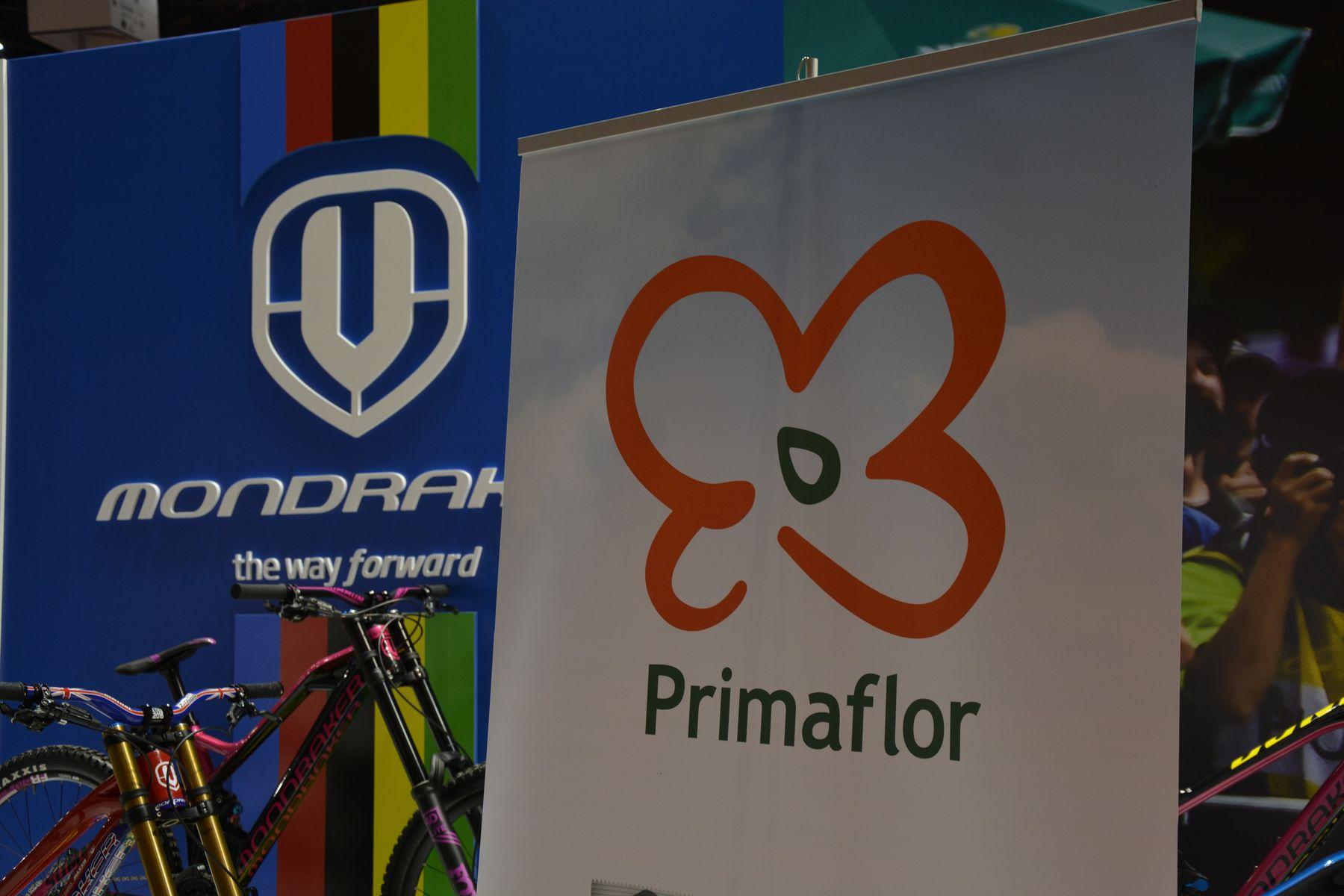 Primaflor y Mondraker juntos en 2017