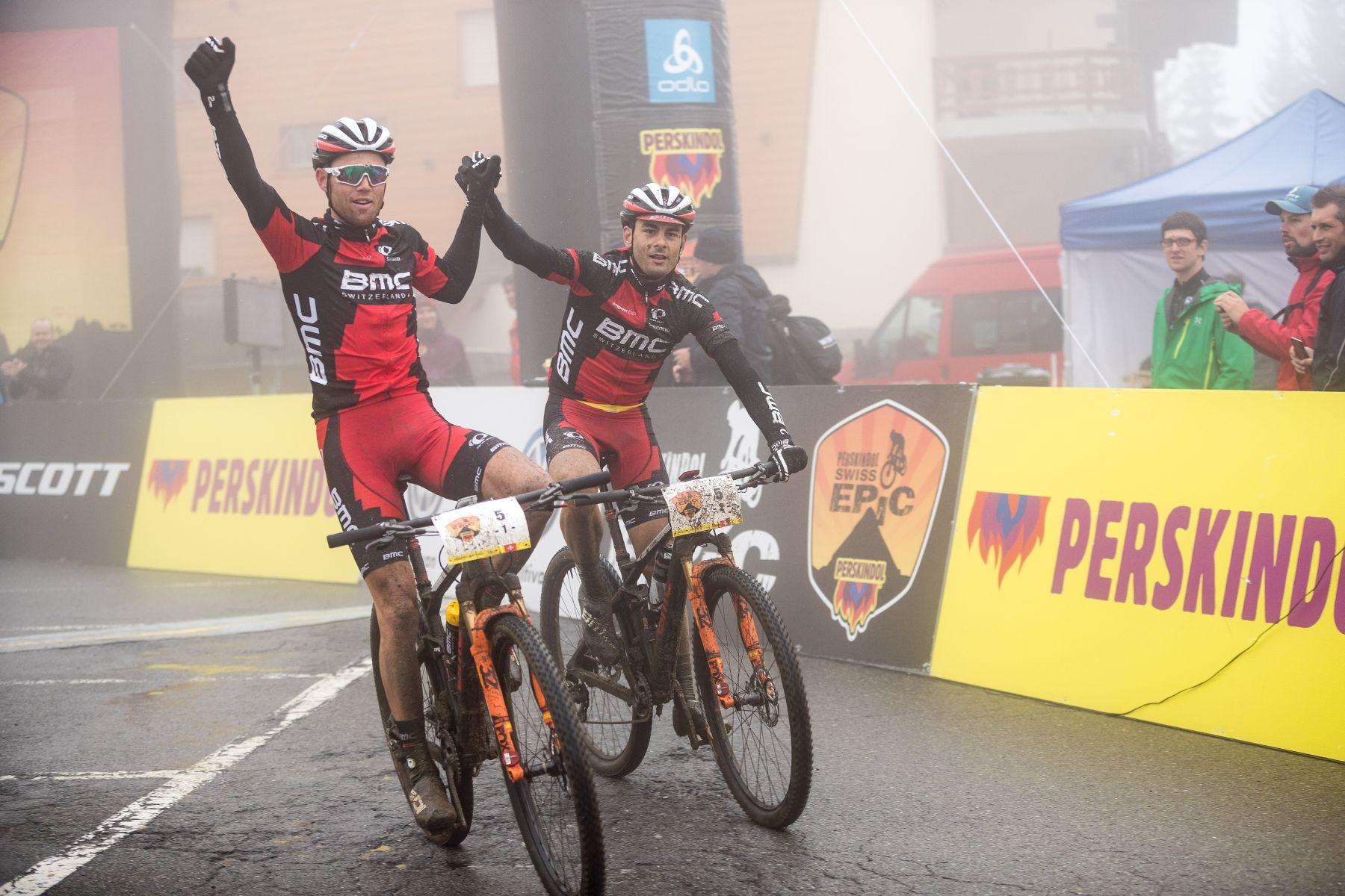 Han ganado más de la mitad de las etapas, así que ganadores sin paliativos de la general para el BMC