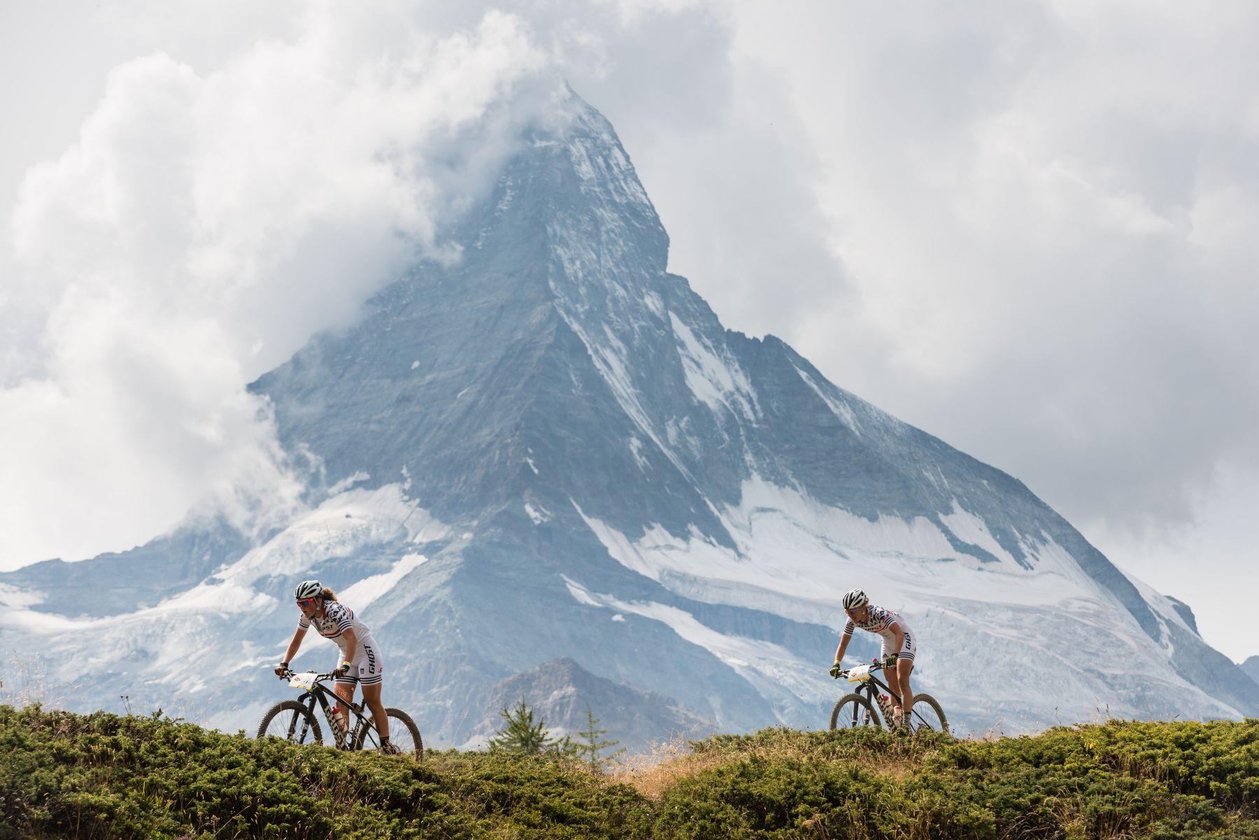 Más Matterhorn en todo su esplendor