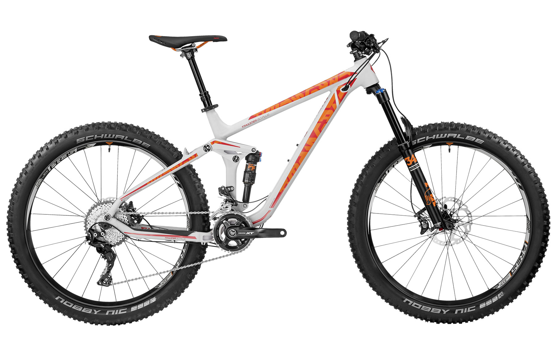 Bergamont Trailster 7.0 Plus