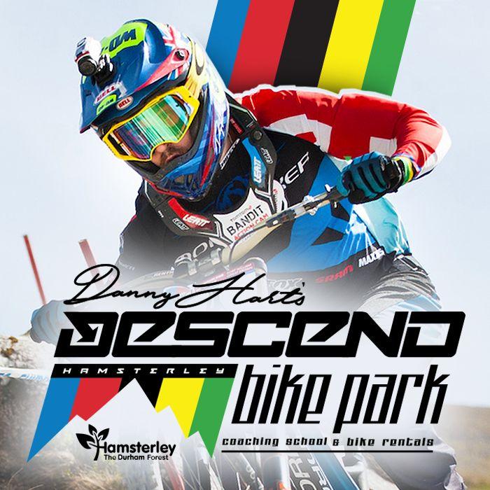 La nueva imagen del bikepark