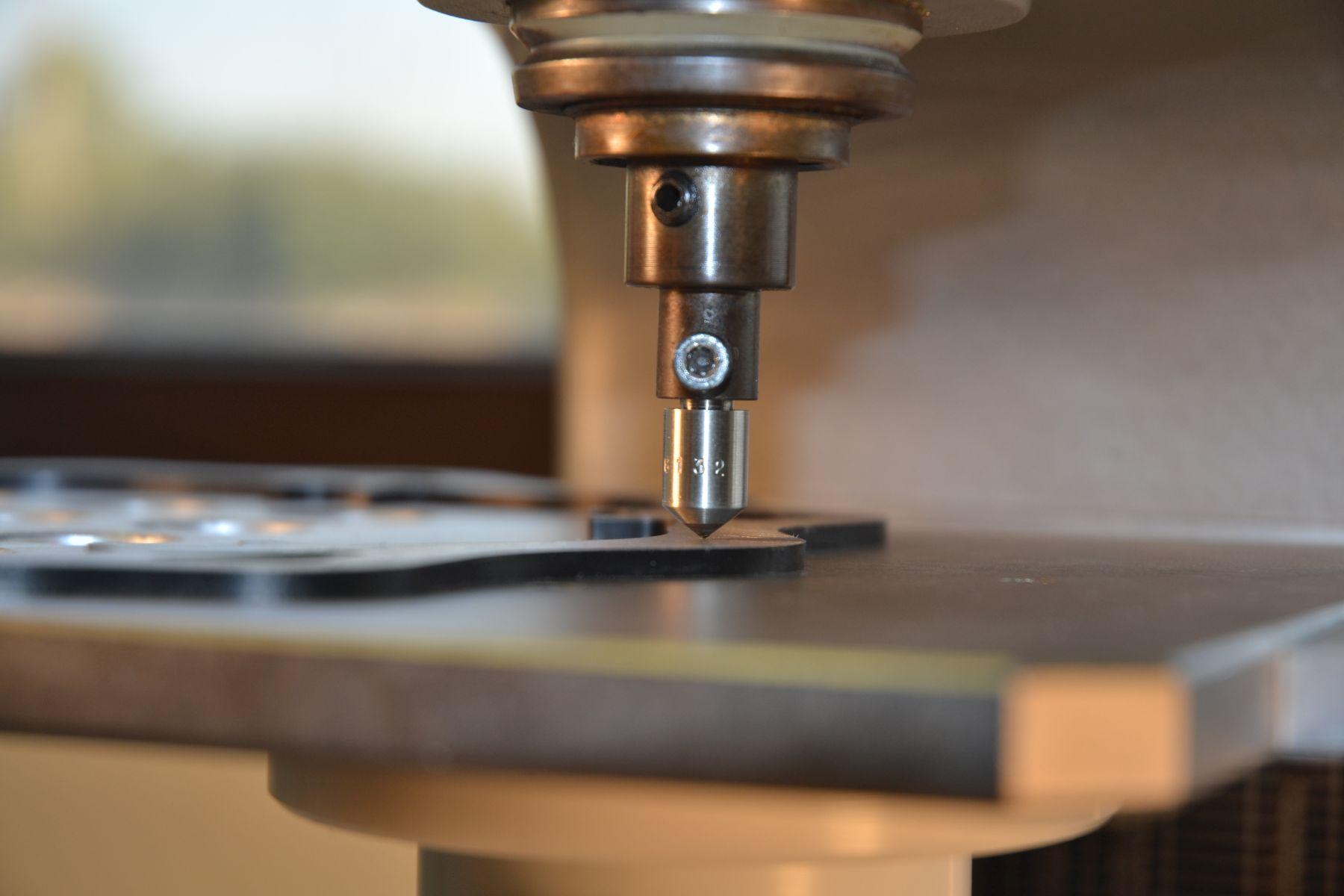 La zona de control de calidad ocupa un papel destacado en sus instalaciones