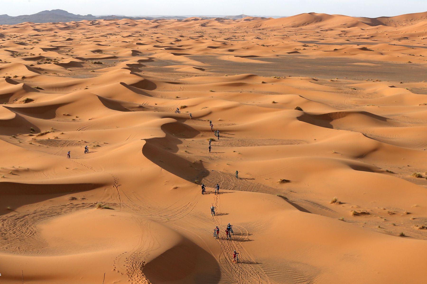 Las dunas, más presentes que nunca en la próxima Gaes Titan Desert by Garmin