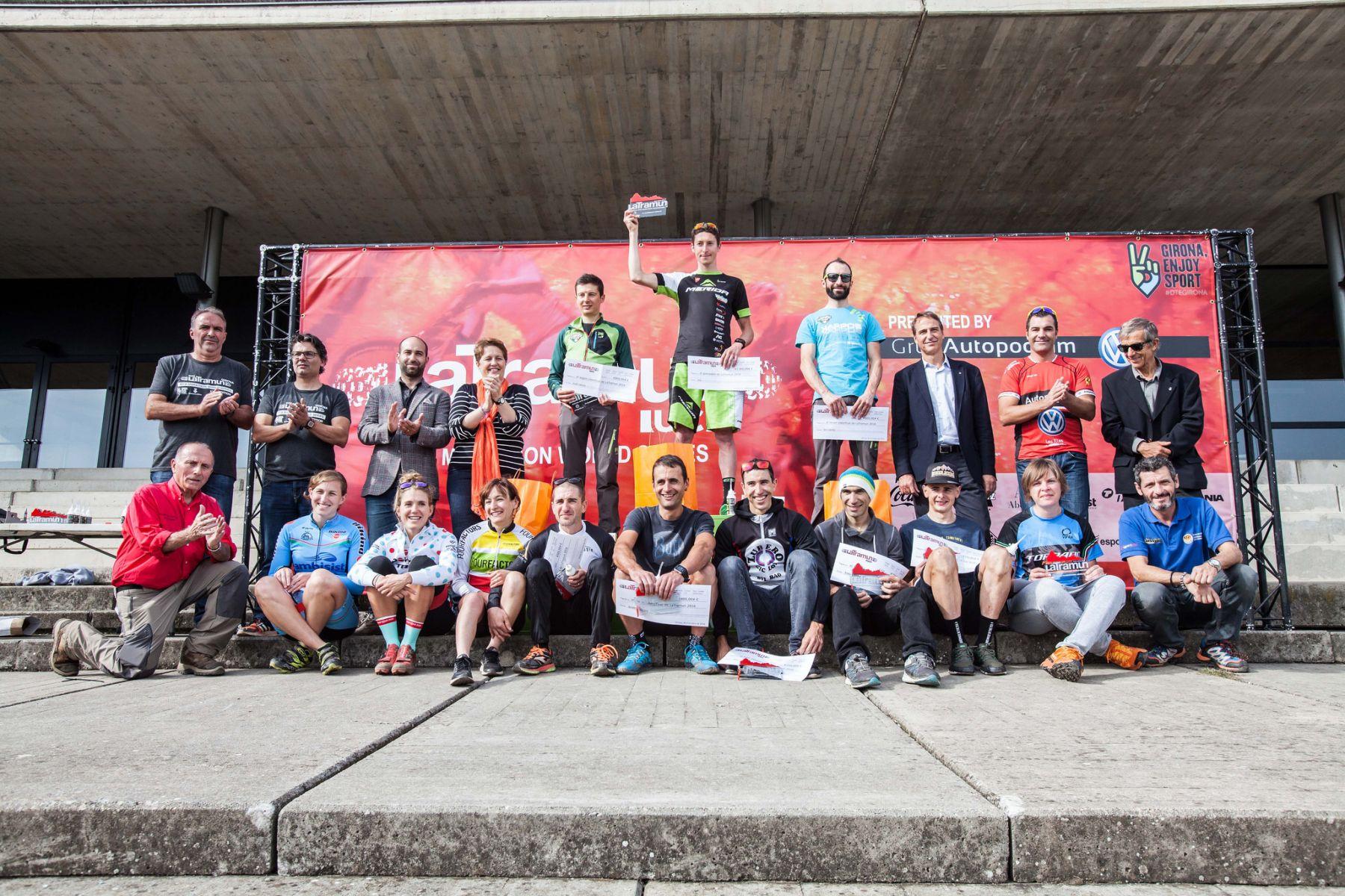 Los mejores bikers de LaTramun