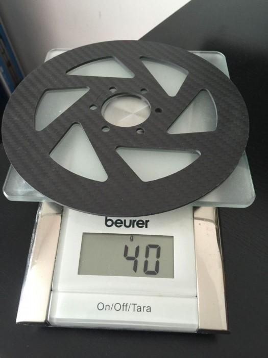 Discos de freno de carbono Alpha RS