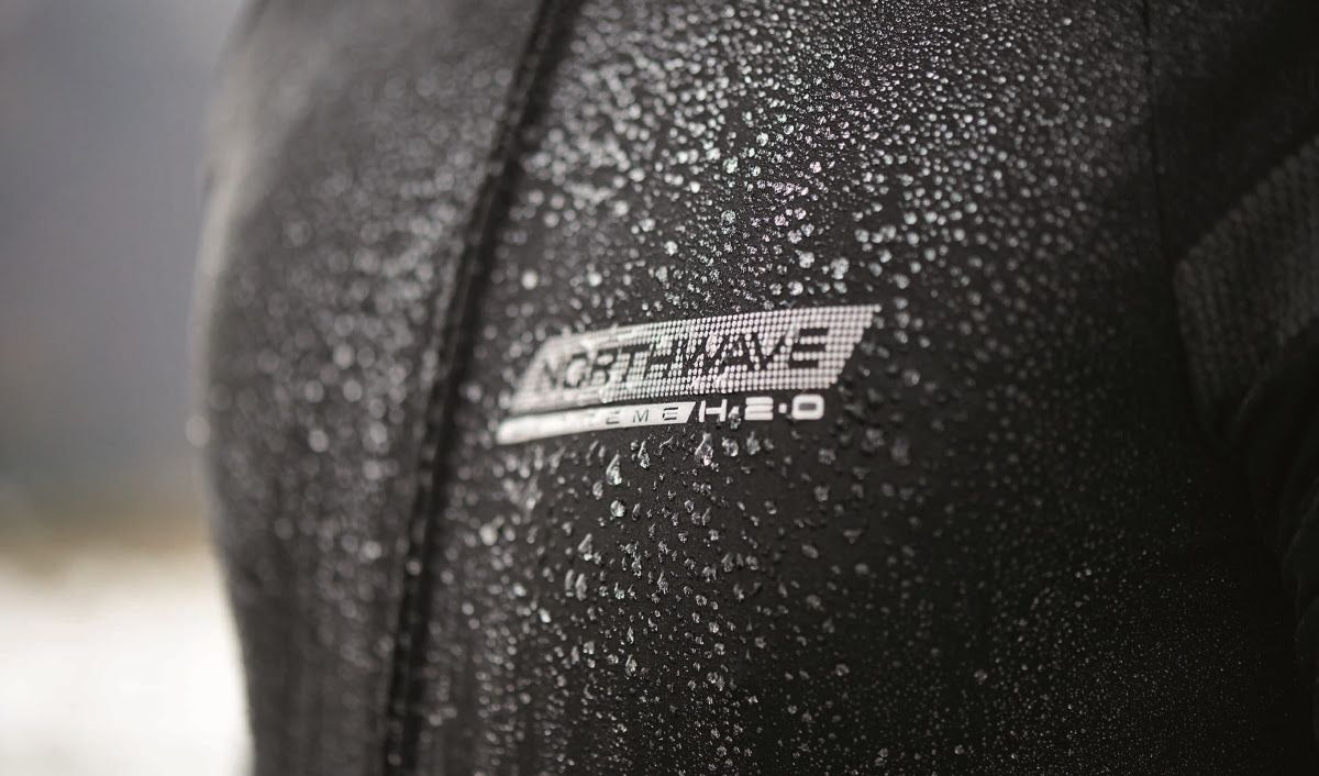 Northwave Extreme H2O Jacket, a salvo del agua
