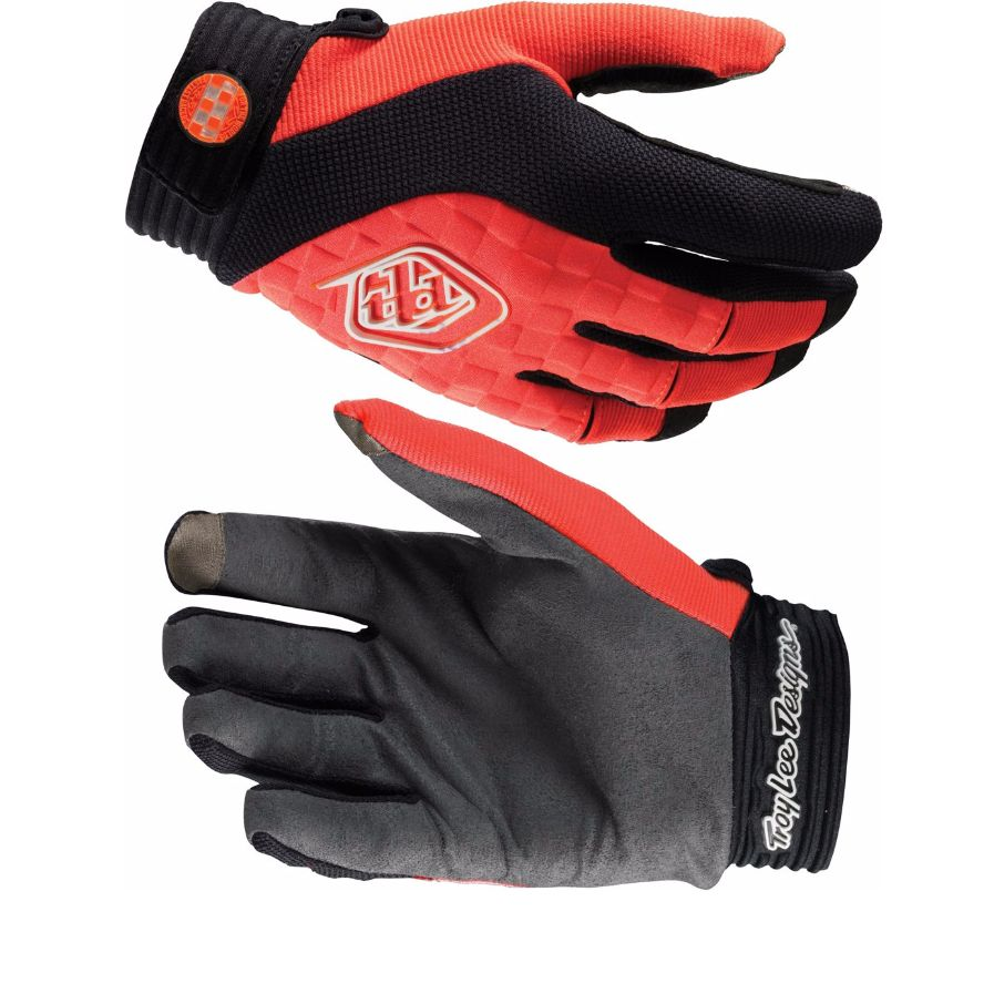 Guantes Troy Lee Designs Sprint naranja