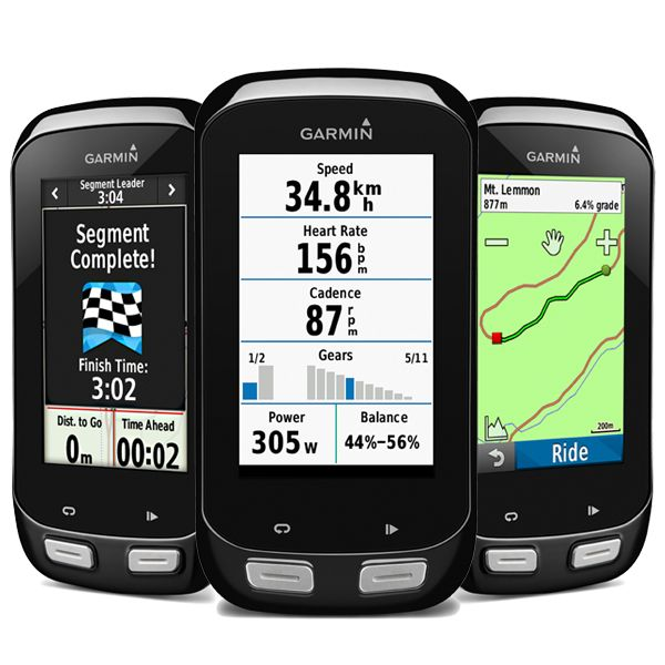 Garmin Edge 1000 Pack