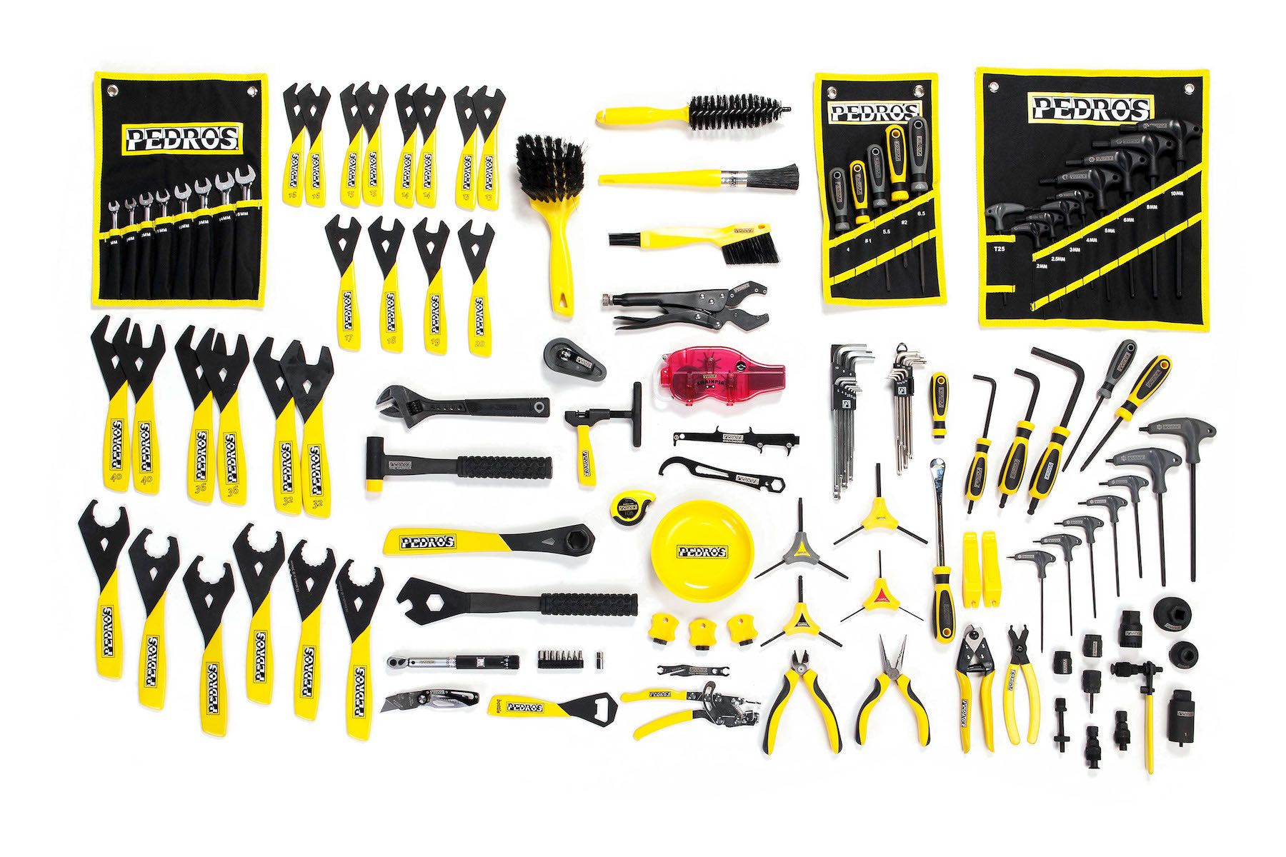 Master Bench Tool Kit de Pedro´s