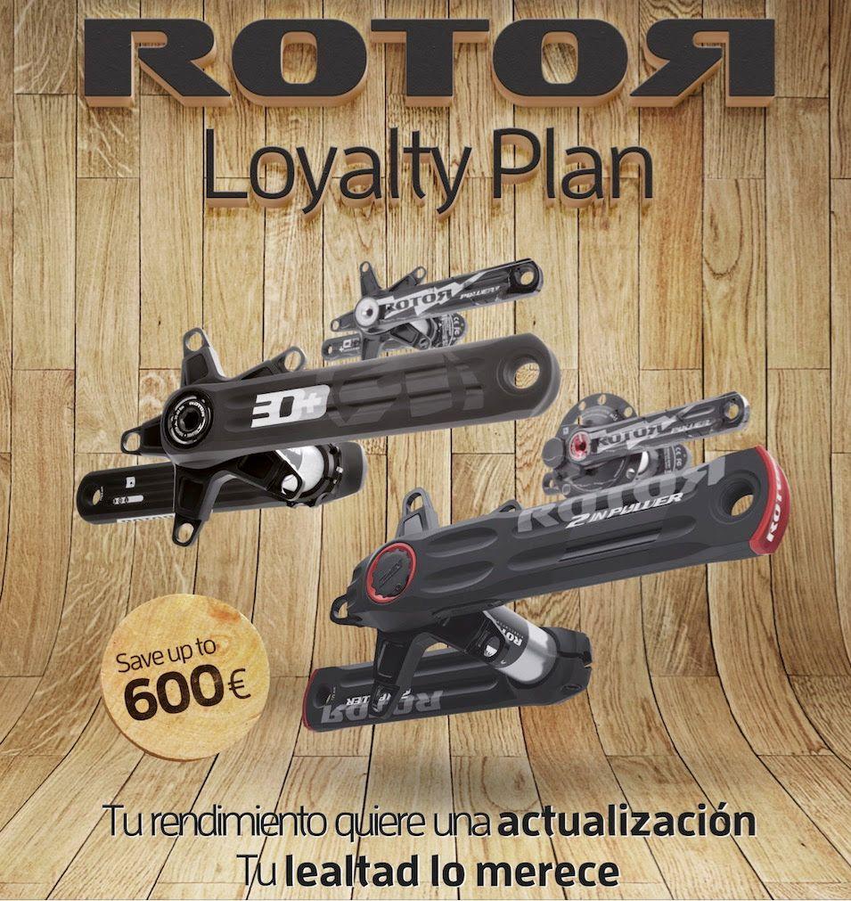 Promoción de Rotor