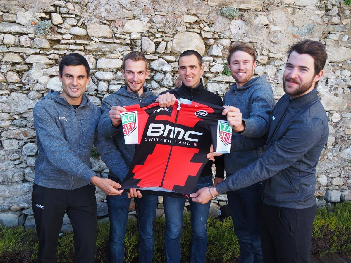 BMC Racing Team 2017