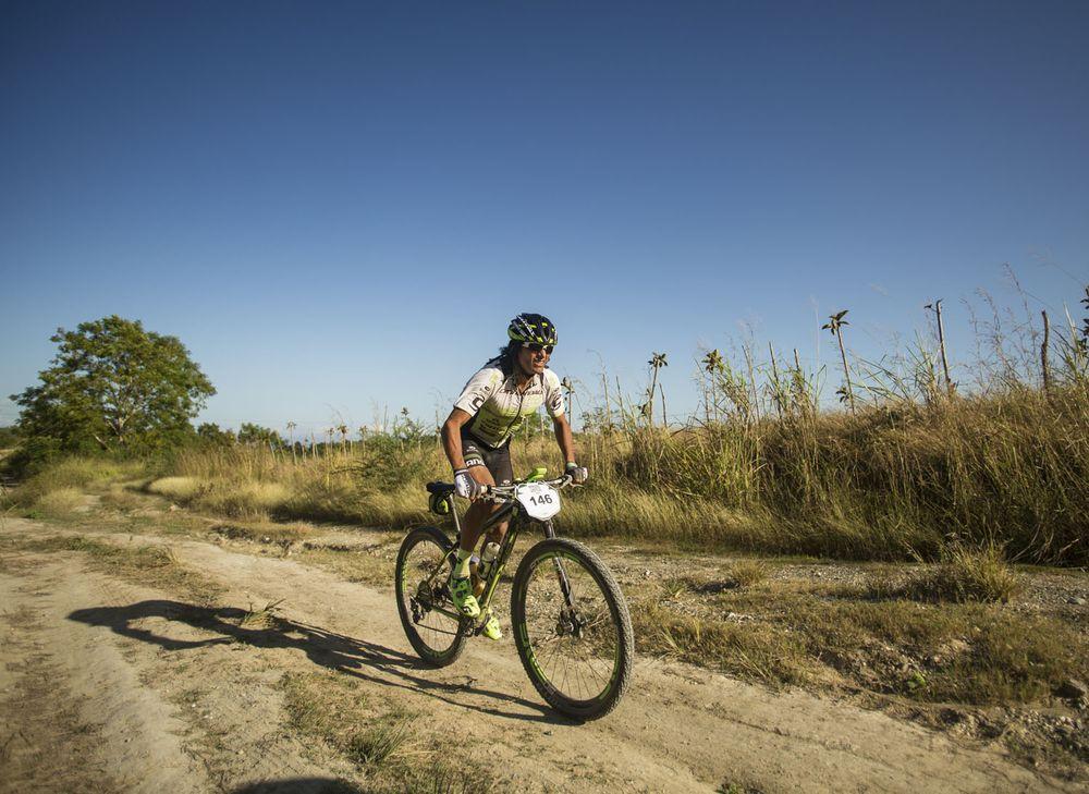 Tinker Juarez, un mito en la prueba cubana