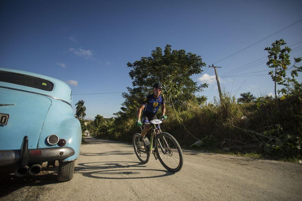97km para unir La Habana con Soroa. No ha sido ningún paseo.