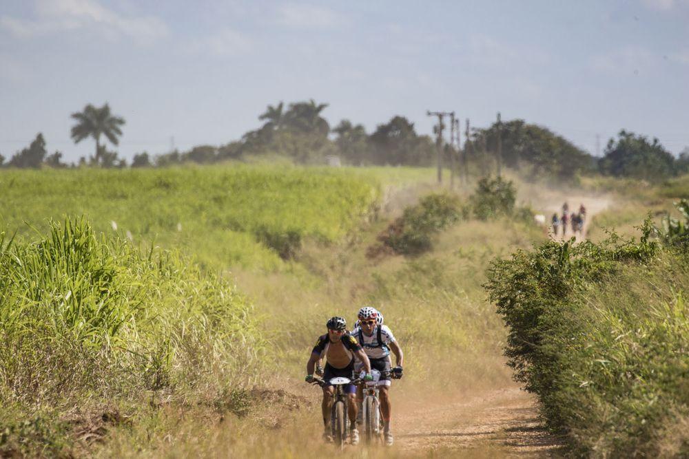 El recorrido ha favorecido la formación de grupos. Mañana, con carrera ya en marcha, habrá que ver cual es la dinámica de la prueba