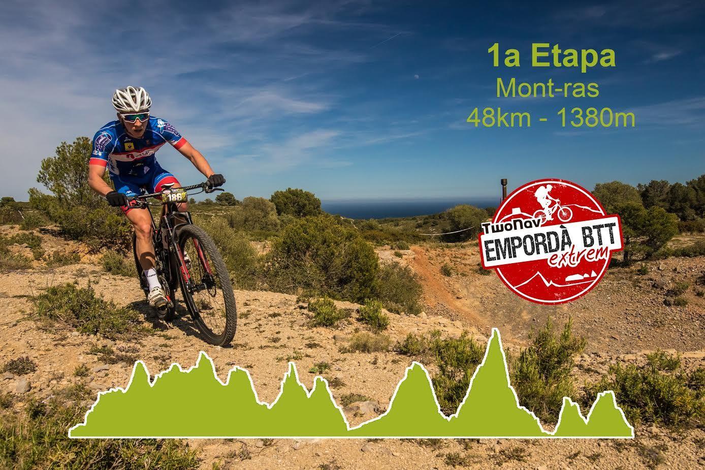 1a etapa TwoNav Empordà BTT Extrem