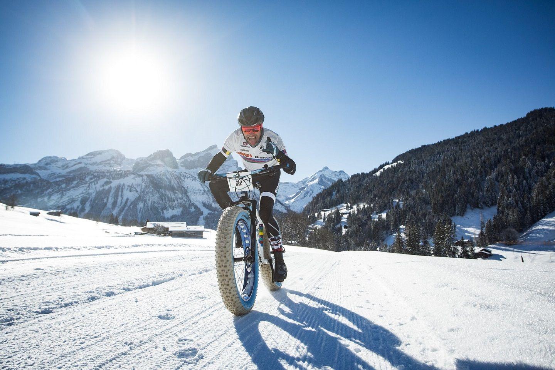 La guerra entre fatbikes y bicis tradicionales fue ganada por las bicis tradicionales gracias a la dureza de la nieve
