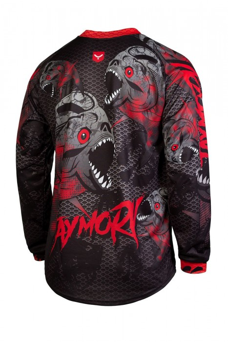 Camiseta enduro/DH Taymory Piranha