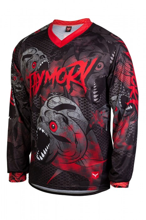 Camiseta enduro/DH Taymory Piranha