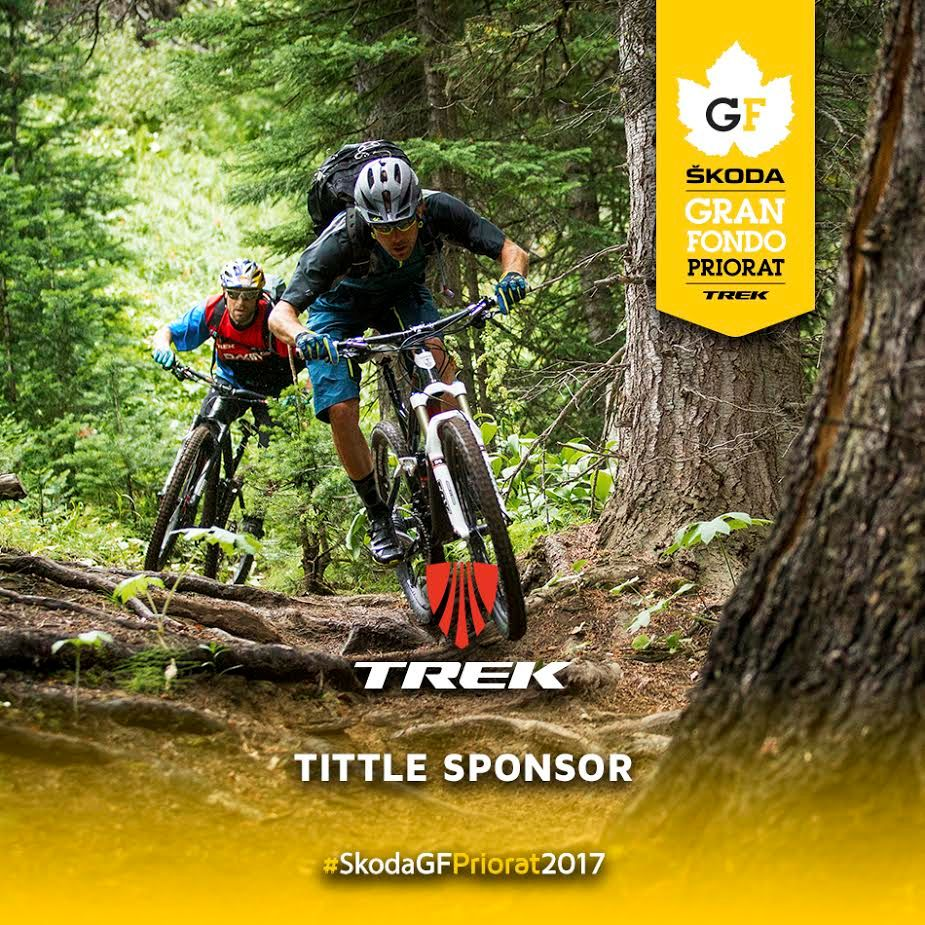 Trek se incorpora a ŠKODA Gran Fondo Priorat en calidad de title sponsor