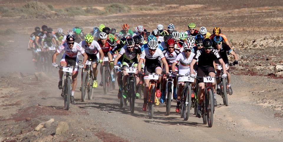 Las rapidísimas salidas en la 4 Stage MTB Race
