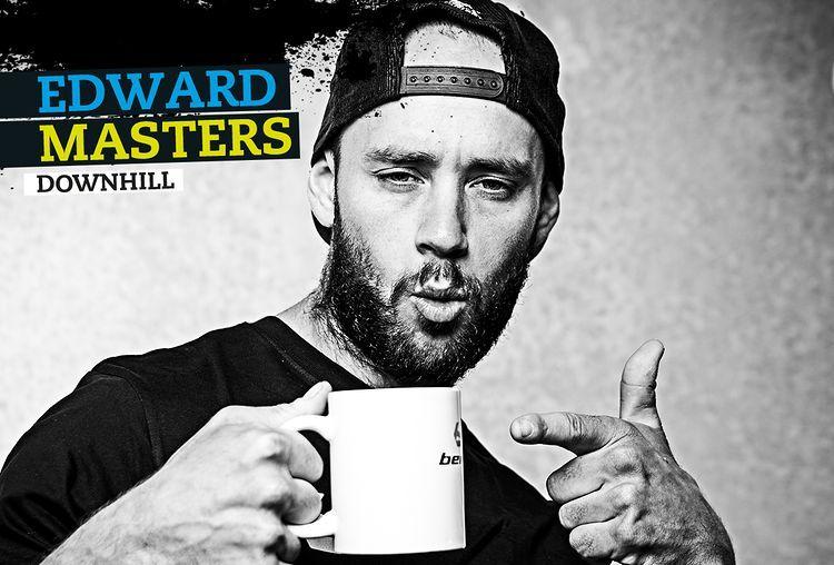 Ed Masters, de Nueva Zelanda. Objetivo estar en el top-20 de la Copa del Mundo