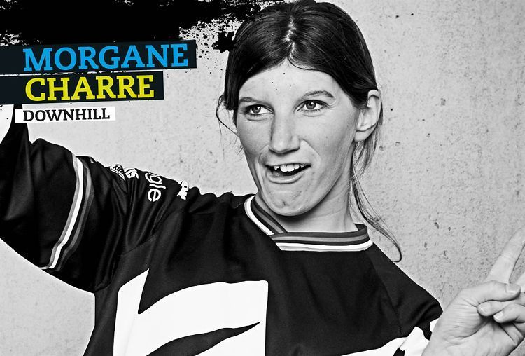 Morgane Charre, francesa. Objetivo, ser campeona del Mundo en 2017