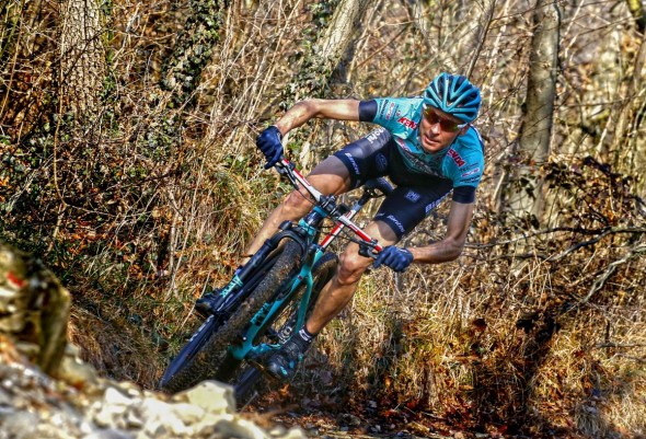 Team MTB Bianchi Countervail