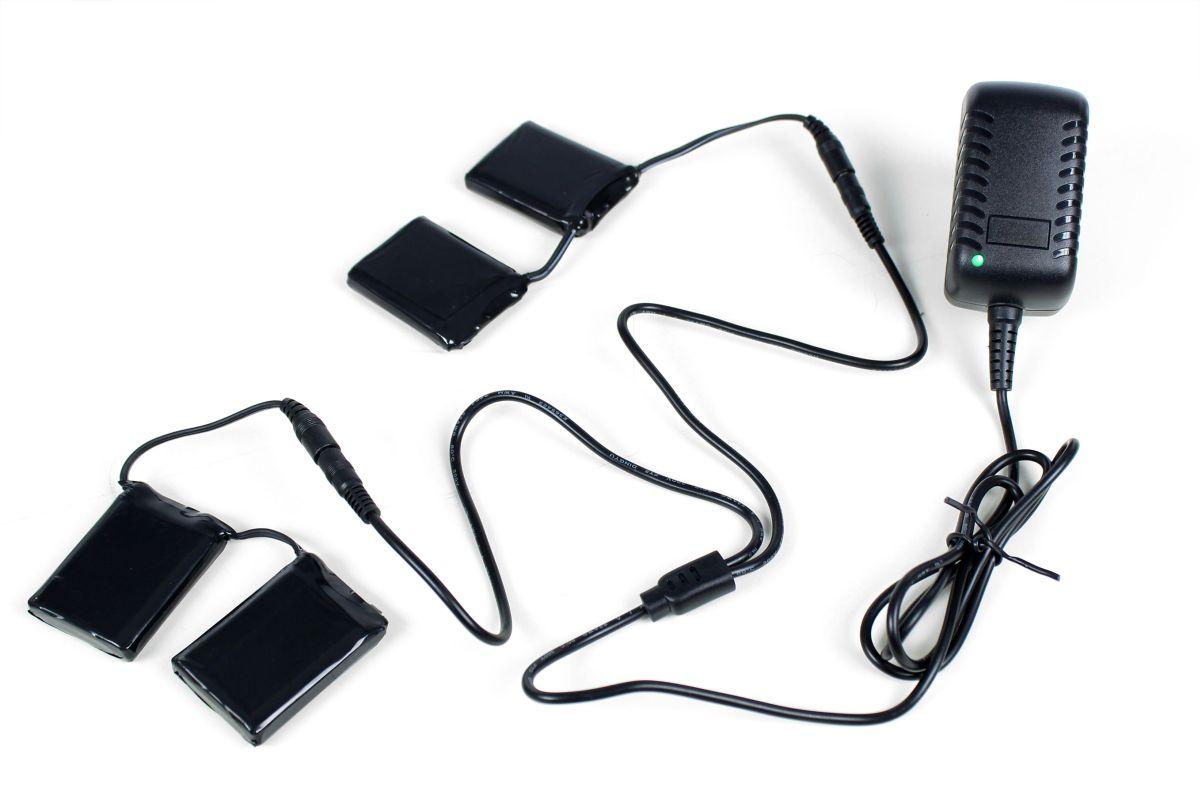 Sistema de baterías que usa