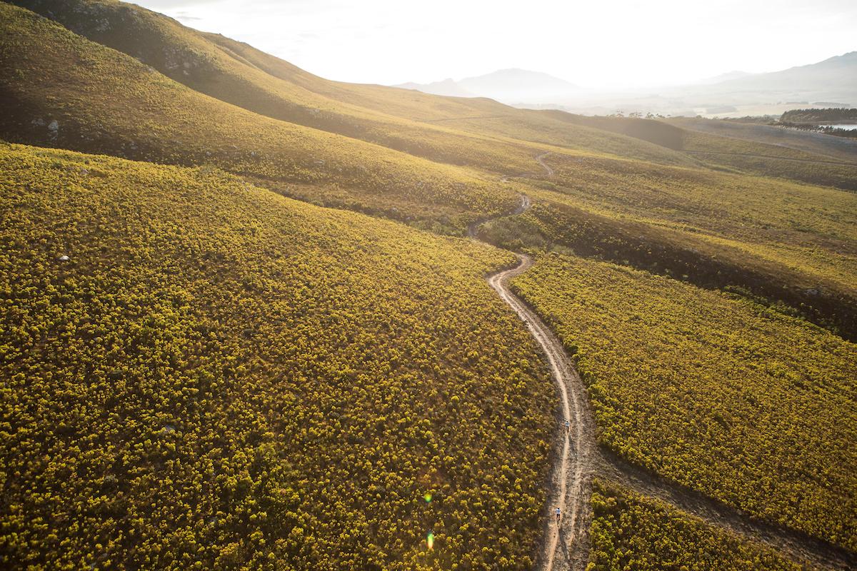 Los paisajes de la Absa Cape Epic. Foto Nick Muzik/Cape Epic/SPORTZPICS