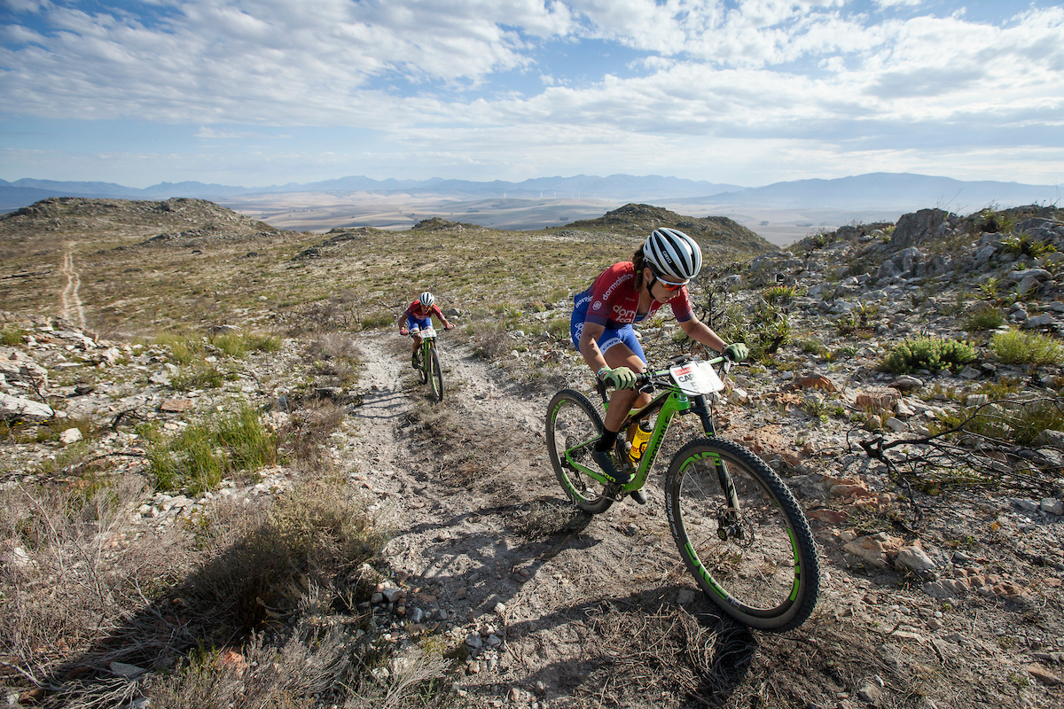 Absa Cape Epic 2017 Stage 2 - Hermanus to Greyton