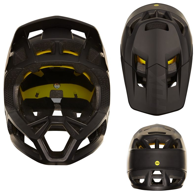 Casco Fox Proframe