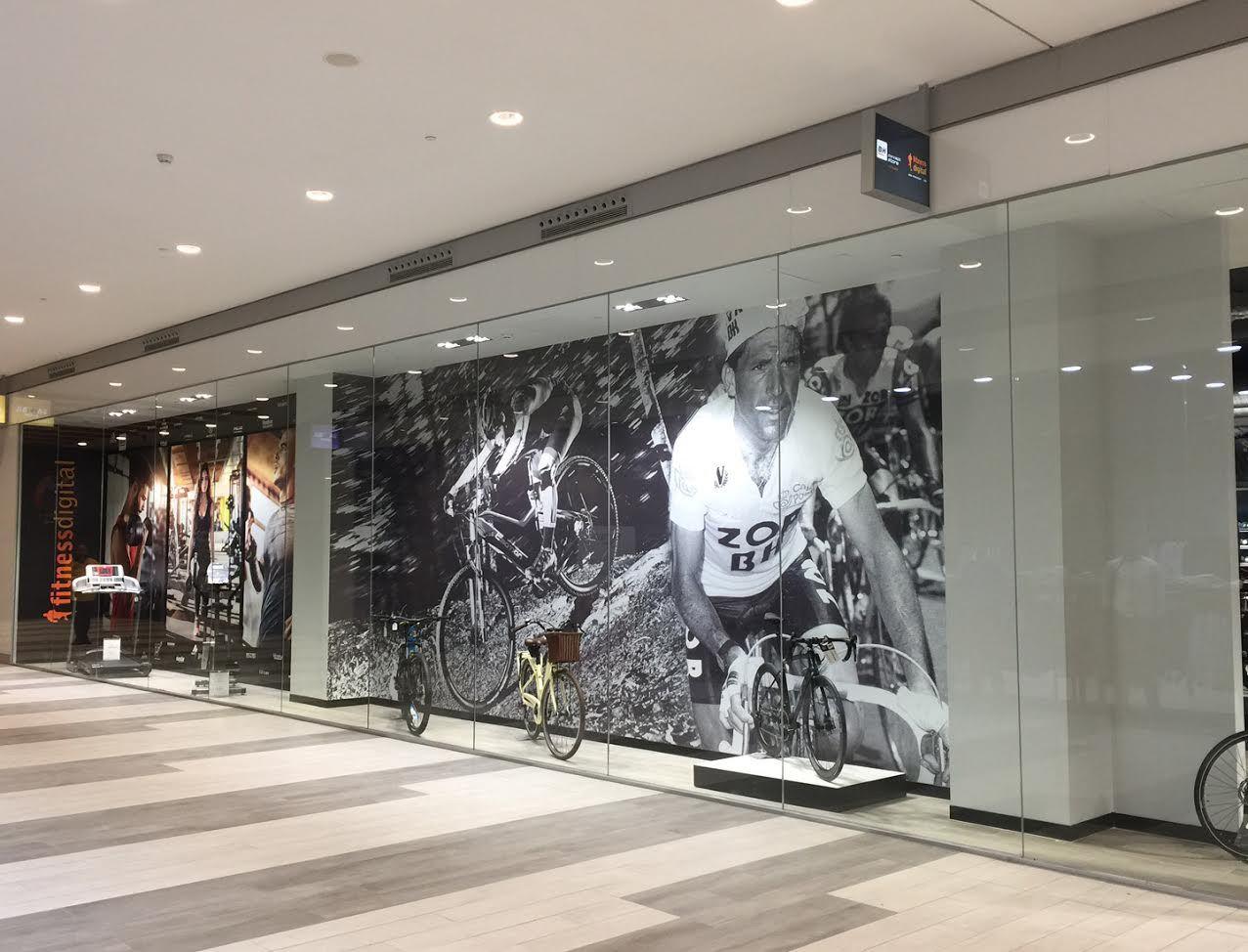 Imagen de la tienda situada en está situado en el Centro Comercial Sambil de Leganés