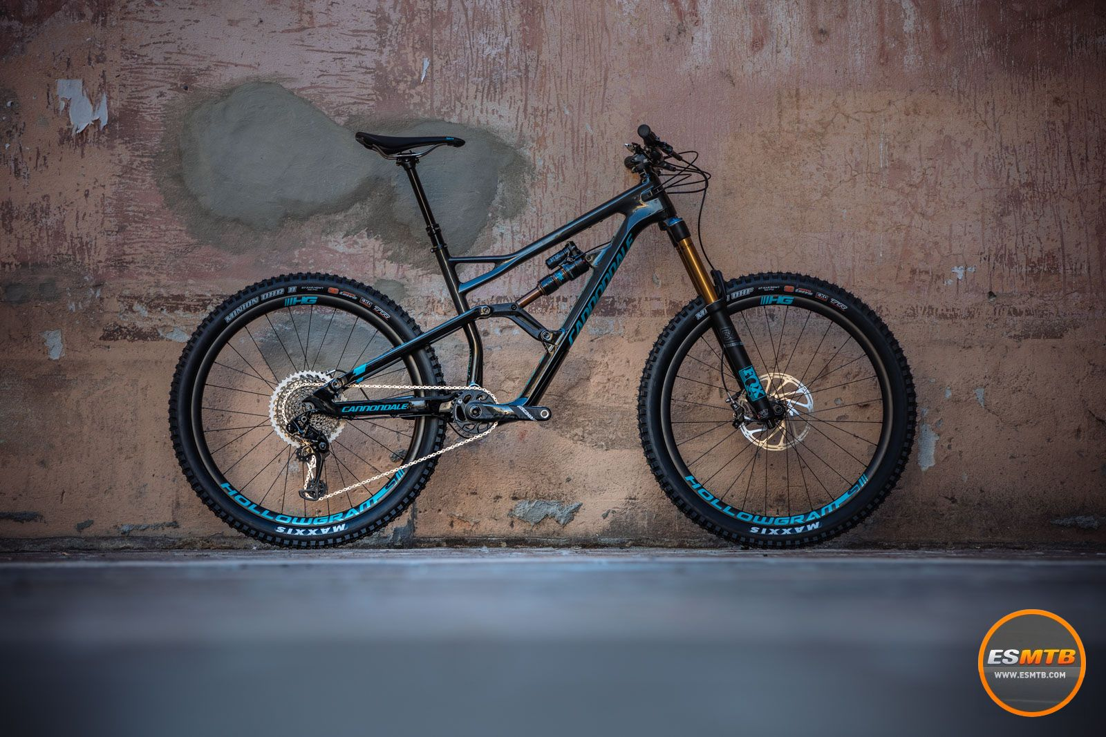 Cannondale Jekyll 2018
