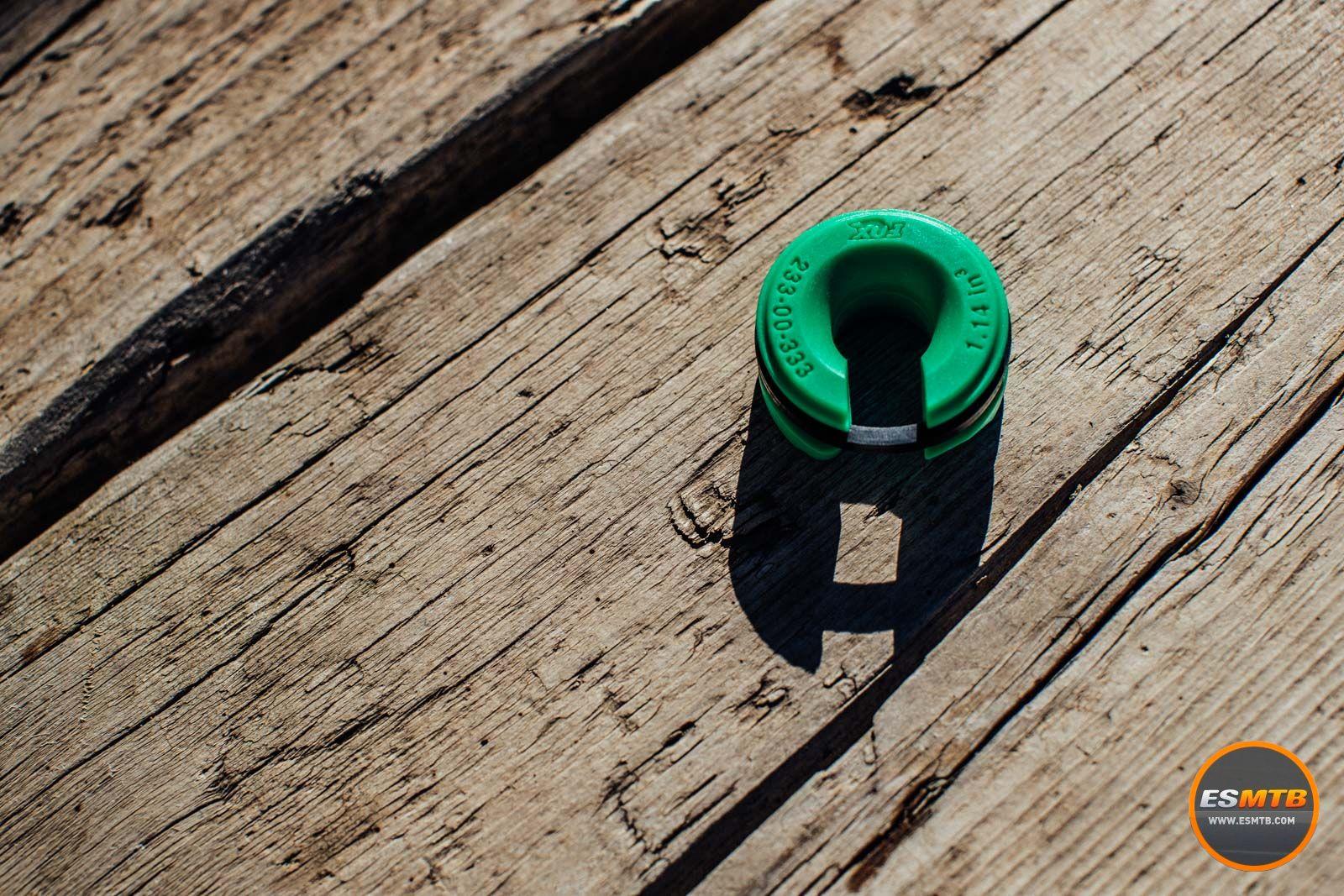 Las piezas para personalizar el comportamiento del amortiguador