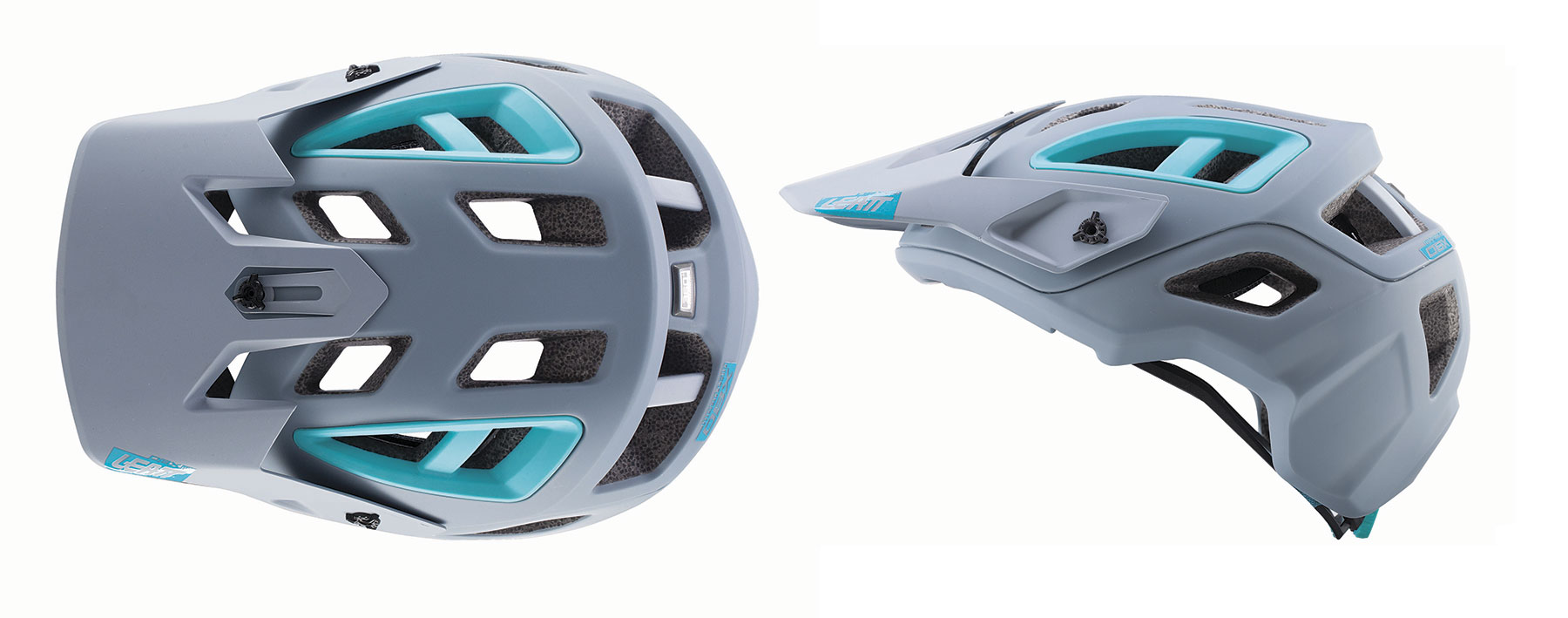 Casco  casco Leatt DBX 3.0 AllMountain - Gris