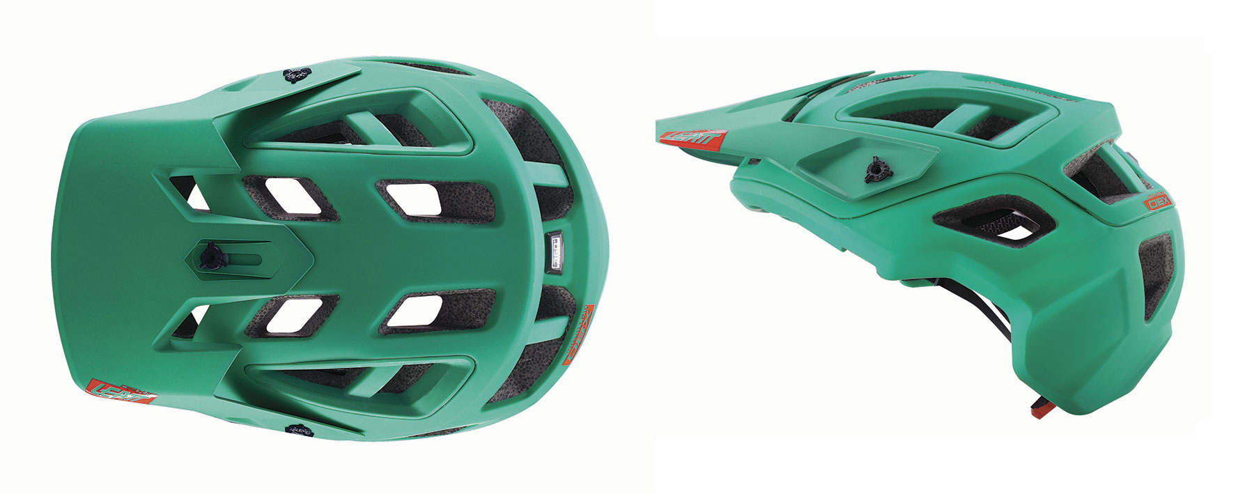 Casco  casco Leatt DBX 3.0 AllMountain - Verde