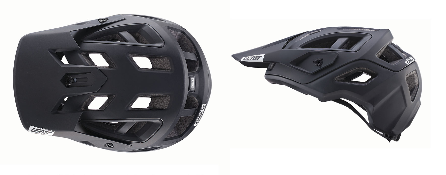 Casco  casco Leatt DBX 3.0 AllMountain - Negro