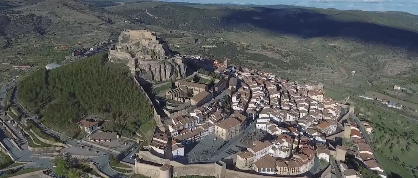 Morella, epicentro de la prueba