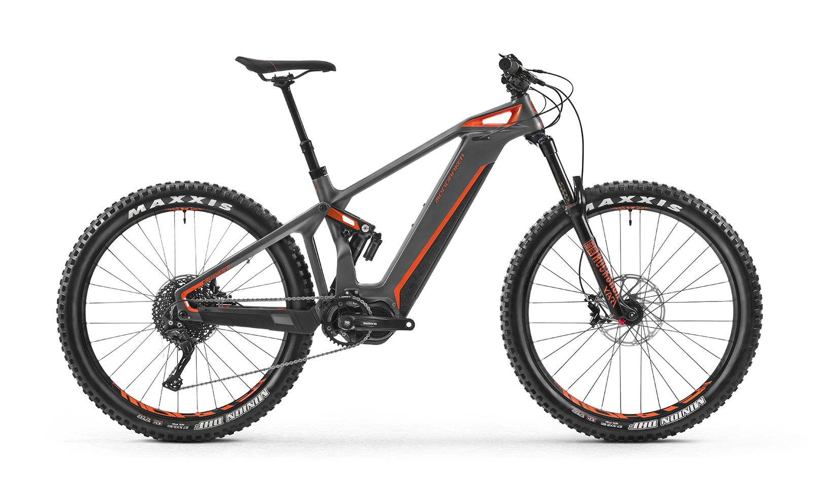 Mondraker e-Crusher Carbon R+