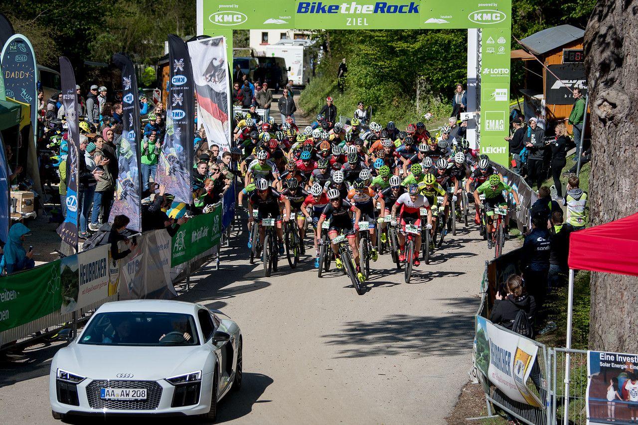 El Bike the Rock es un gran festival en Alemania. Repleto de actividades para todos los gustos. Marchas, DH, pumptracks y multitud de eventos