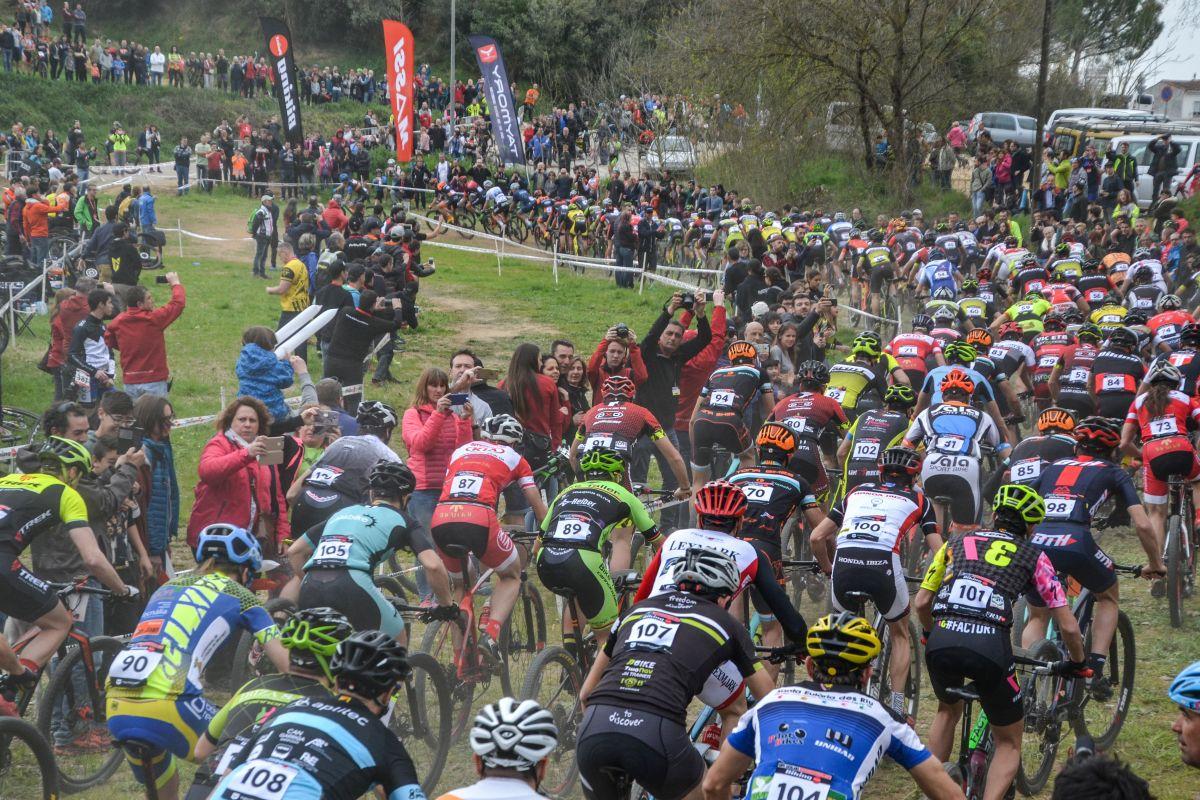 Prueba de la Copa Catalana Internacional Biking Point