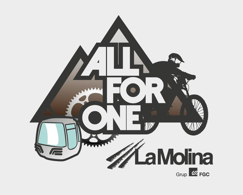 La Molina Bike Park All For One