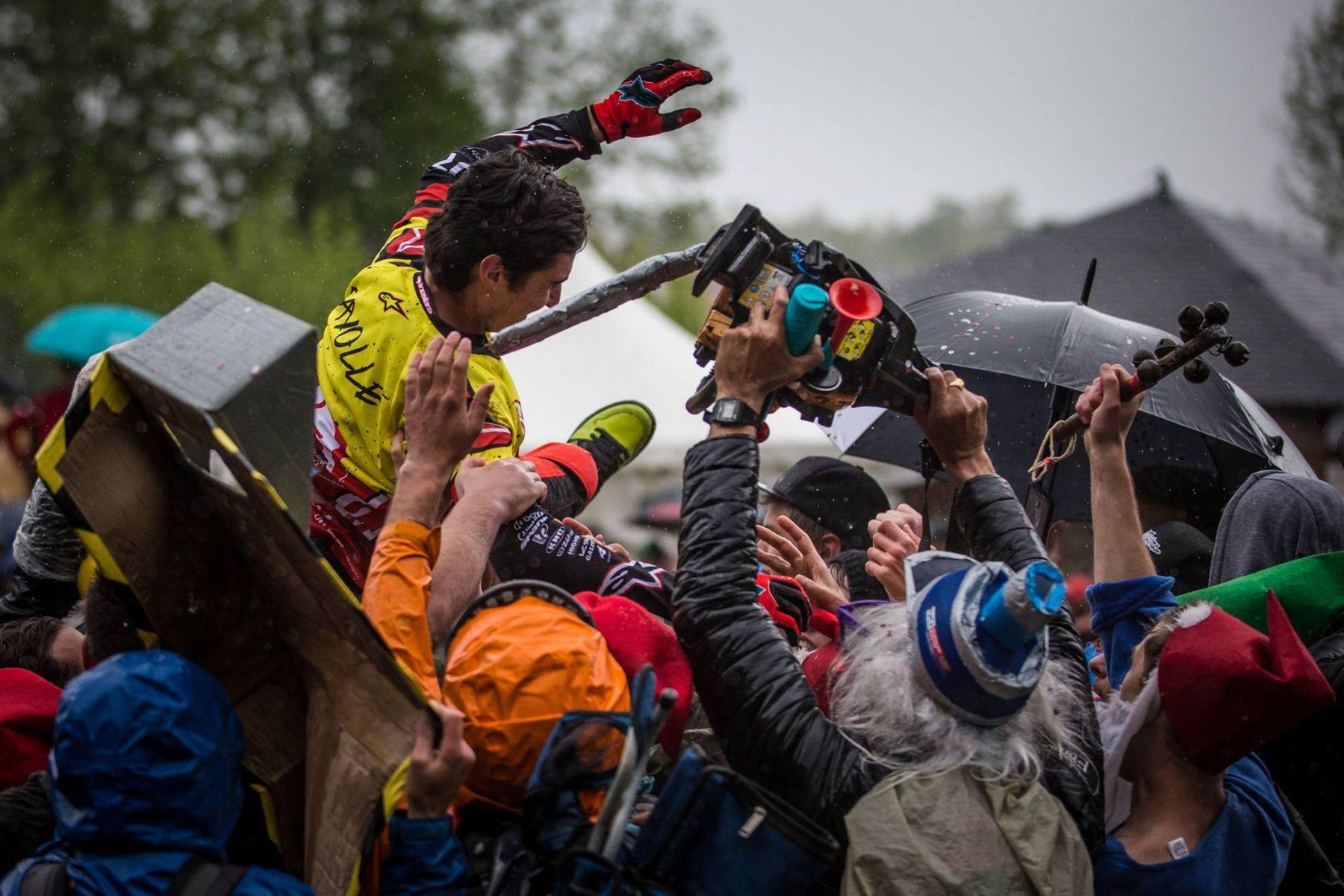 El sorprendente ganador de la carrera de Lourdes
