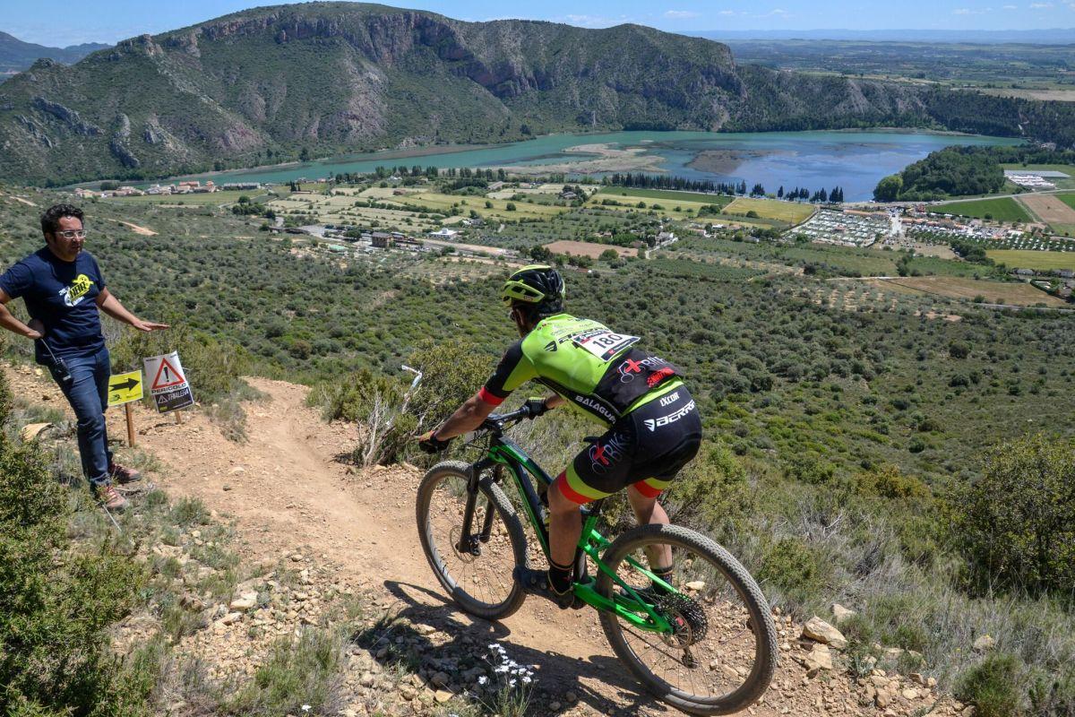 Espectacular recorrido de la Noguera Bike Race