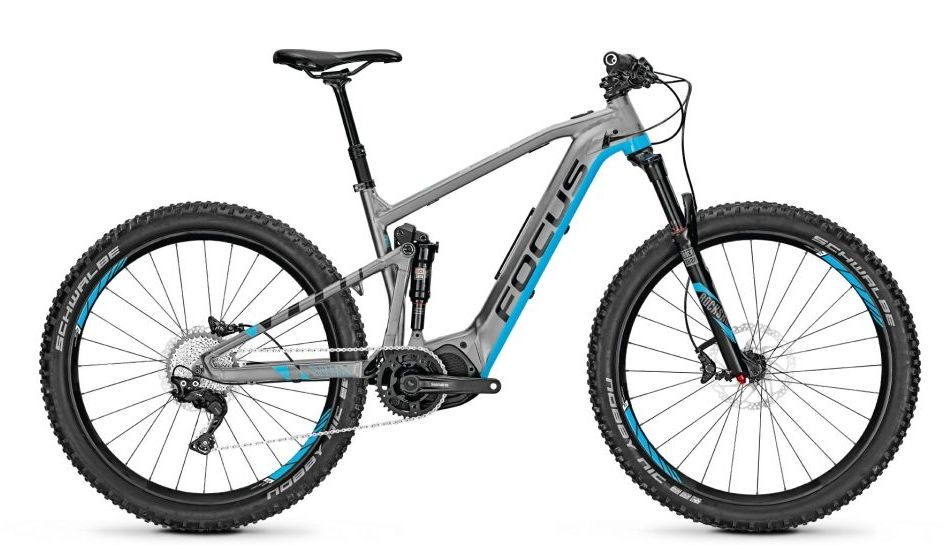 Focus E-Bike Jam2