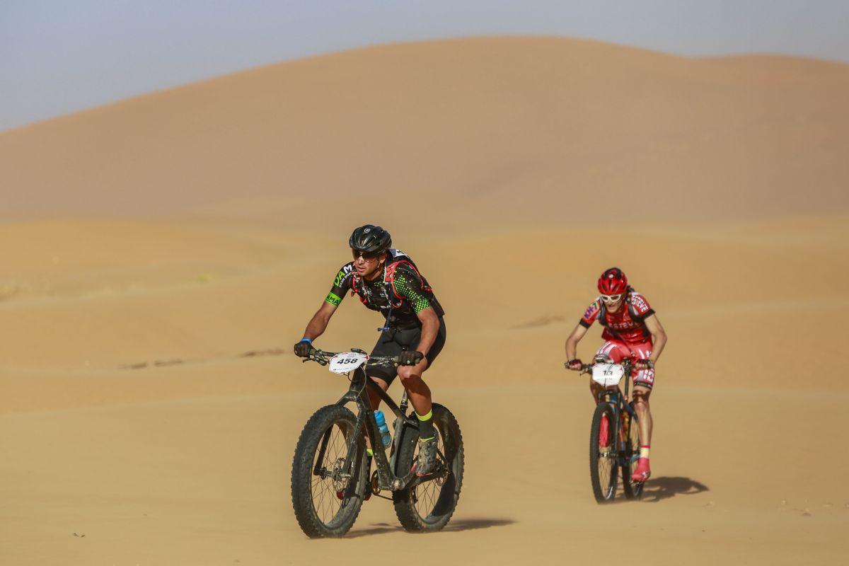 Fatbikes contra bicicletas tradicionales, hay terrenos donde no se pueden enfrentar