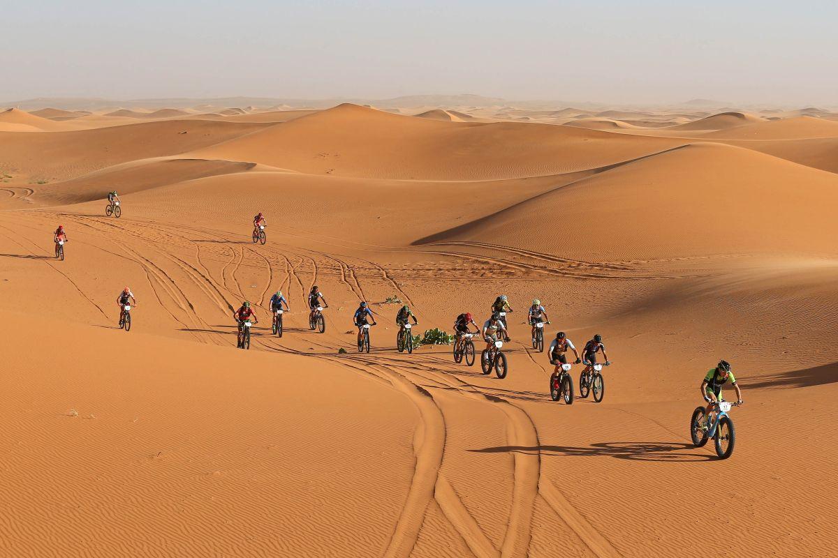 Imagen de la esencia de la Gaes Titan Desert by Garmin