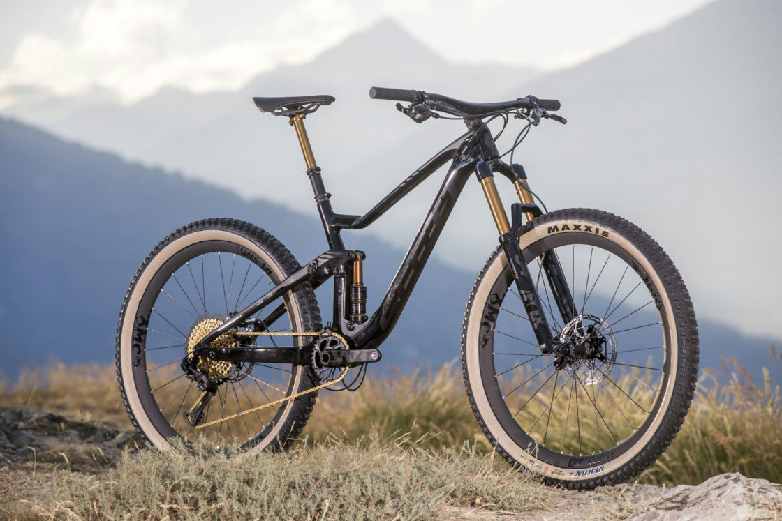 Scott Genius 700 Ultimate en todo su esplendor