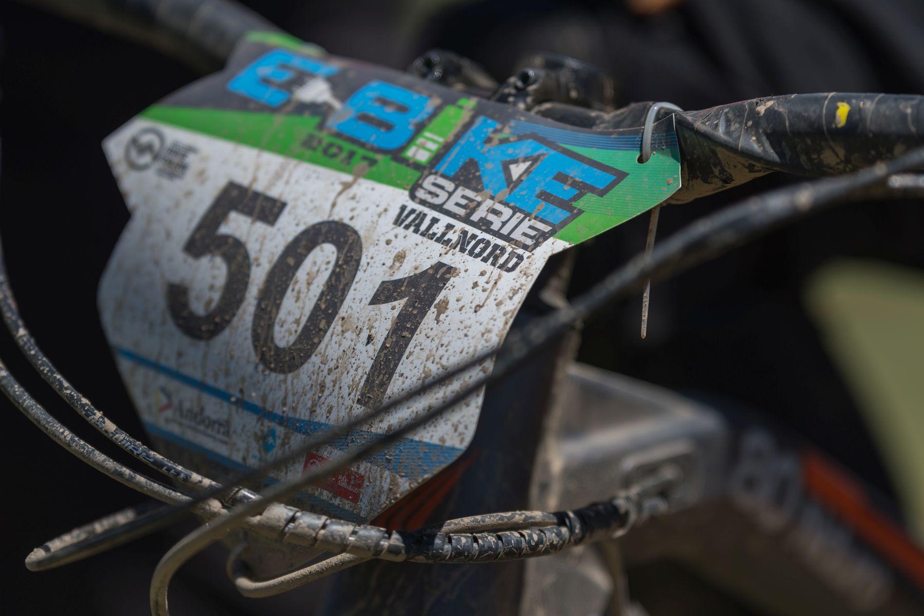 Hay categoría de e-bikes